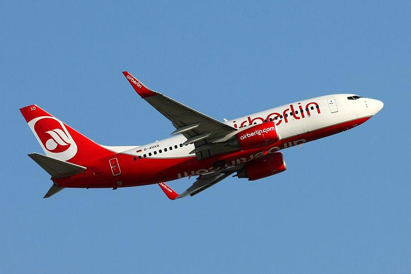 Air Berlin baut USA-Flüge weiter aus